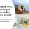 Home-staging virtuel