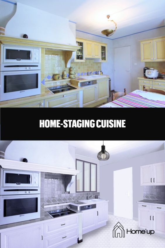 home-staging cuisine